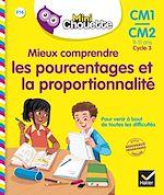 Download this eBook Mieux comprendre les pourcentages et la proportionnalité CM1/CM2