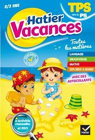Téléchargez le livre :  Cahier de vacances de la Toute petite section vers la Petite section