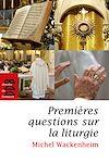 Télécharger le livre :  Premières questions sur la liturgie