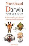 Télécharger le livre :  Darwin, c'est tout bête !