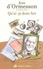 Download this eBook Qu'ai-je donc fait