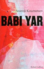 Download this eBook Babi Yar