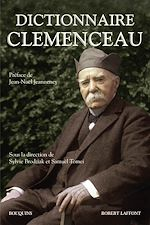 Download this eBook Dictionnaire Clemenceau