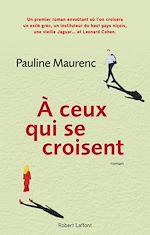 Download this eBook À ceux qui se croisent