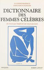 Téléchargez le livre :  Dictionnaire des femmes célèbres