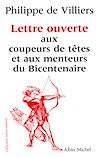 Télécharger le livre :  Lettre ouverte aux coupeurs de têtes et aux menteurs du bicentenaire