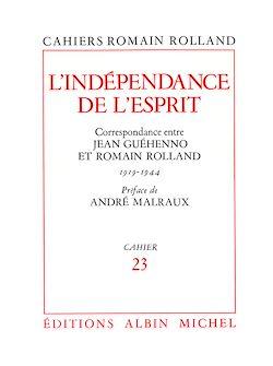 L'Indépendance de l'esprit