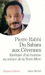 Download this eBook Du Sahara aux Cévennes