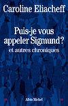 Télécharger le livre :  Puis-je vous appeler Sigmund ?