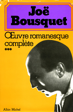 Oeuvre romanesque complète - tome 3