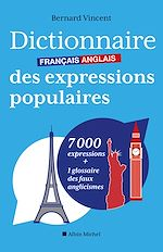 Download this eBook Dictionnaire français-anglais des expressions populaires