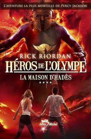 Téléchargez le livre :  Héros de l'Olympe - tome 4
