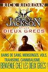 Télécharger le livre :  Percy Jackson et les dieux grecs