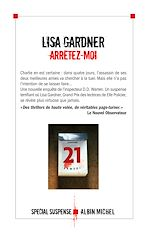 Download this eBook Arretez-moi