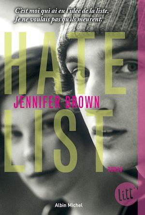 Hate list   Brown, Jennifer