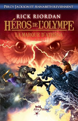 Héros de l'Olympe. Volume 3, La marque d'Athéna