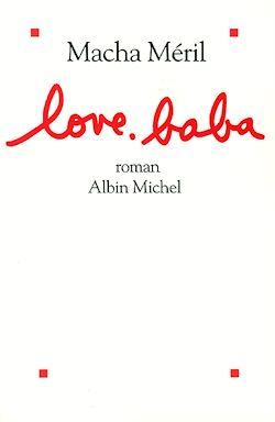 Love. Baba
