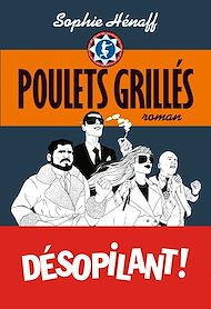 Téléchargez le livre :  Poulets grillés