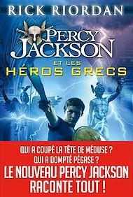 Téléchargez le livre :  Percy Jackson et les héros grecs