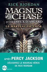 Téléchargez le livre :  Magnus Chase et les dieux d'Asgard - tome 2