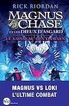 Télécharger le livre :  Magnus Chase et les dieux d'Asgard - tome 3