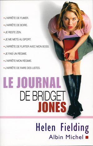 Image de couverture (Le Journal de Bridget Jones)