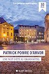 Télécharger le livre :  Nuit d'été au Grand Hotel