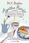 Agatha Raisin enquête 1 - La quiche fatale | Beaton, M. C.