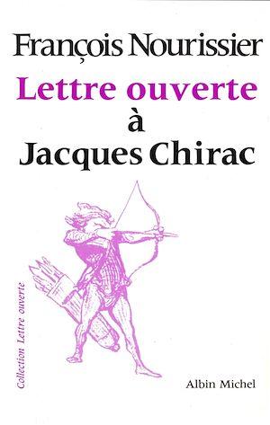 Lettre ouverte à Jacques Chirac