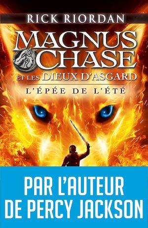 Magnus Chase et les dieux d'Asgard, L'épée de l'été