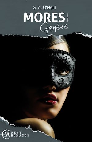 Téléchargez le livre :  Mores Genèse - épisode 1
