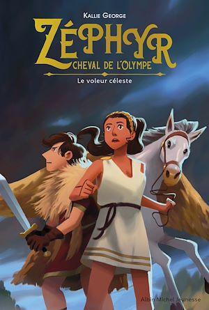 Téléchargez le livre :  Zéphyr, cheval de l'Olympe- tome 2