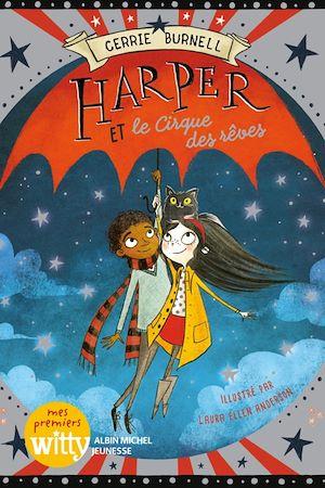 Harper. Volume 2, Harper et le cirque des rêves