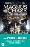 Magnus Chase et les dieux d'Asgard - tome 2 | Riordan, Rick