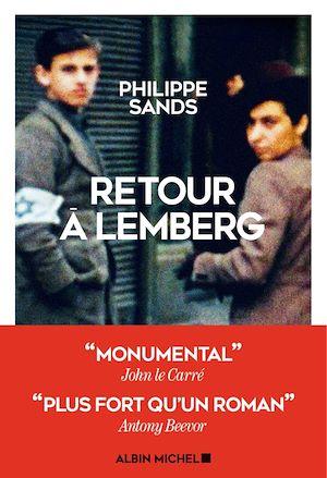 Retour à Lemberg | Sands, Philippe. Auteur