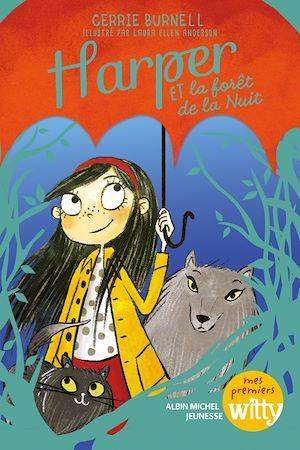 Harper. Volume 3, Harper et la forêt de la nuit