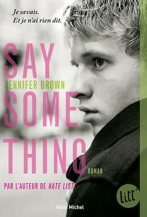 Say something | Brown, Jennifer