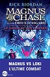 Magnus Chase et les dieux d'Asgard - tome 3
