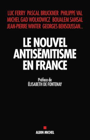 Image de couverture (Le Nouvel Antisémitisme en France)