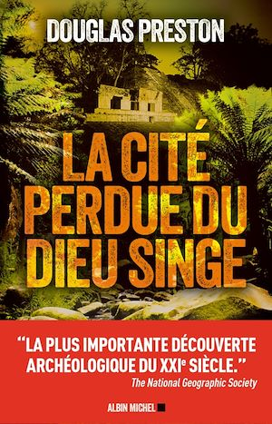 Image de couverture (La Cité perdue du dieu singe)