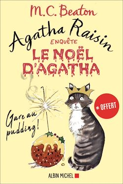 Le Noël d'Agatha - nouvelle inédite Agatha Raisin