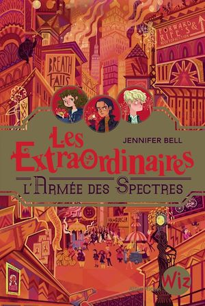 Les Extraordinaires - tome 3  