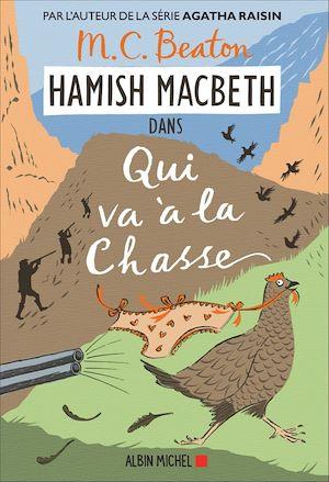 Image de couverture (Hamish Macbeth 2 - Qui va à la chasse)