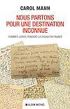 Télécharger le livre :  Nous partons pour une destination inconnue