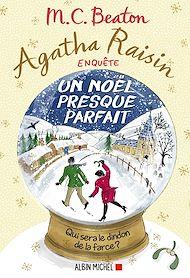 Téléchargez le livre :  Agatha Raisin enquête 18 - Un Noël presque parfait