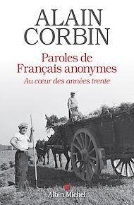 Téléchargez le livre :  Paroles de français anonymes