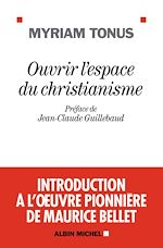 Download this eBook Ouvrir l'espace du christianisme