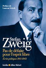 Download this eBook Pas de défaite pour l esprit libre