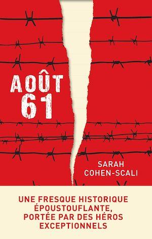 Août 61 | Cohen-Scali, Sarah. Auteur