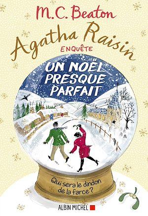 Image de couverture (Agatha Raisin enquête 18 - Un Noël presque parfait)